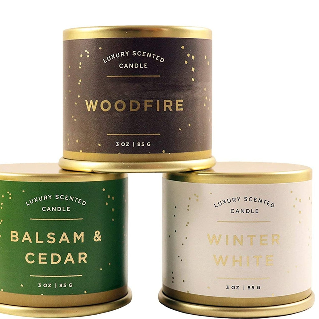 Illume Winter Luxury Candles