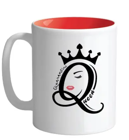 Quarantine Queen Mug - SLI