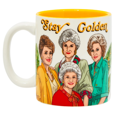 Golden Girl's Mug