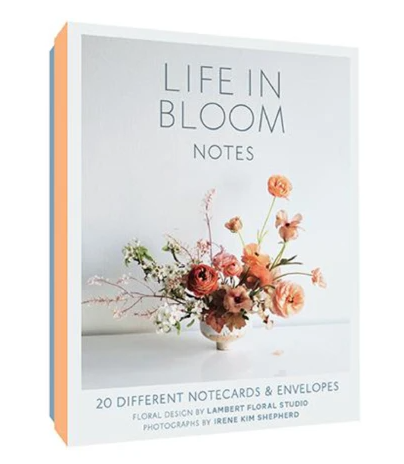 Life In Bloom Notes - Steel Petal Press