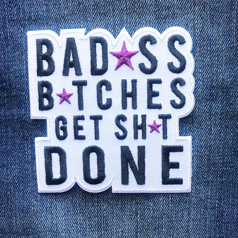 Bad Bitches Patch