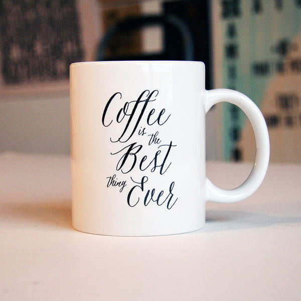 Best Coffee Mug | Steel Petal Press