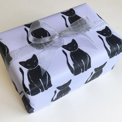 Black Cat Wrap