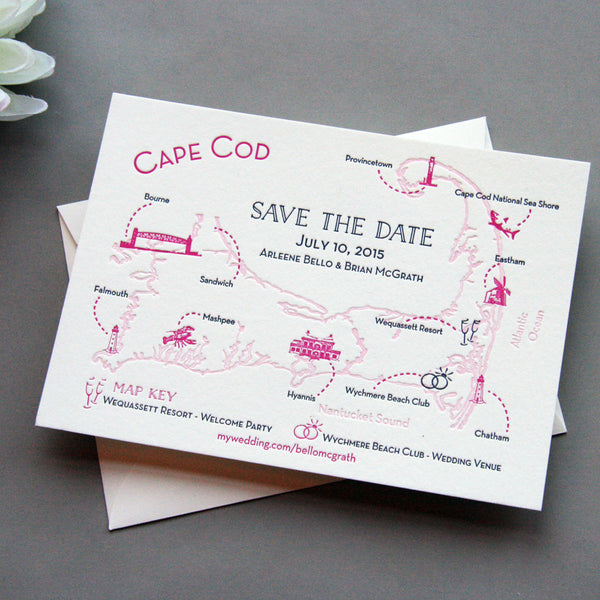 Whimsical Cape Cod | Steel Petal Press