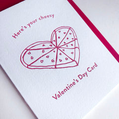Cheesy Valentines Day