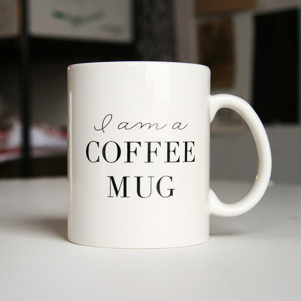 Coffee Mug | Steel Petal Press