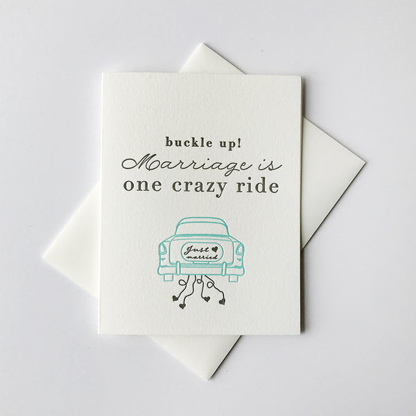 Crazy Ride | Steel Petal Press