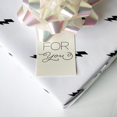 For You - Script - Gift tags