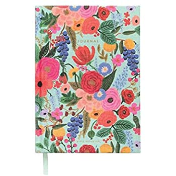 Garden Party Fabric Journal - Steel Petal Press