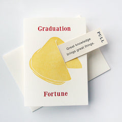 Grad Great Knowledge - Fortune Cookie