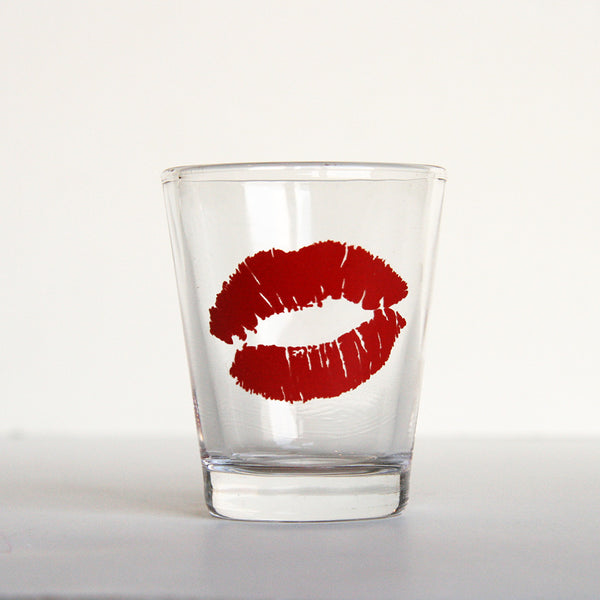 Lips Shot Glass | Steel Petal Press