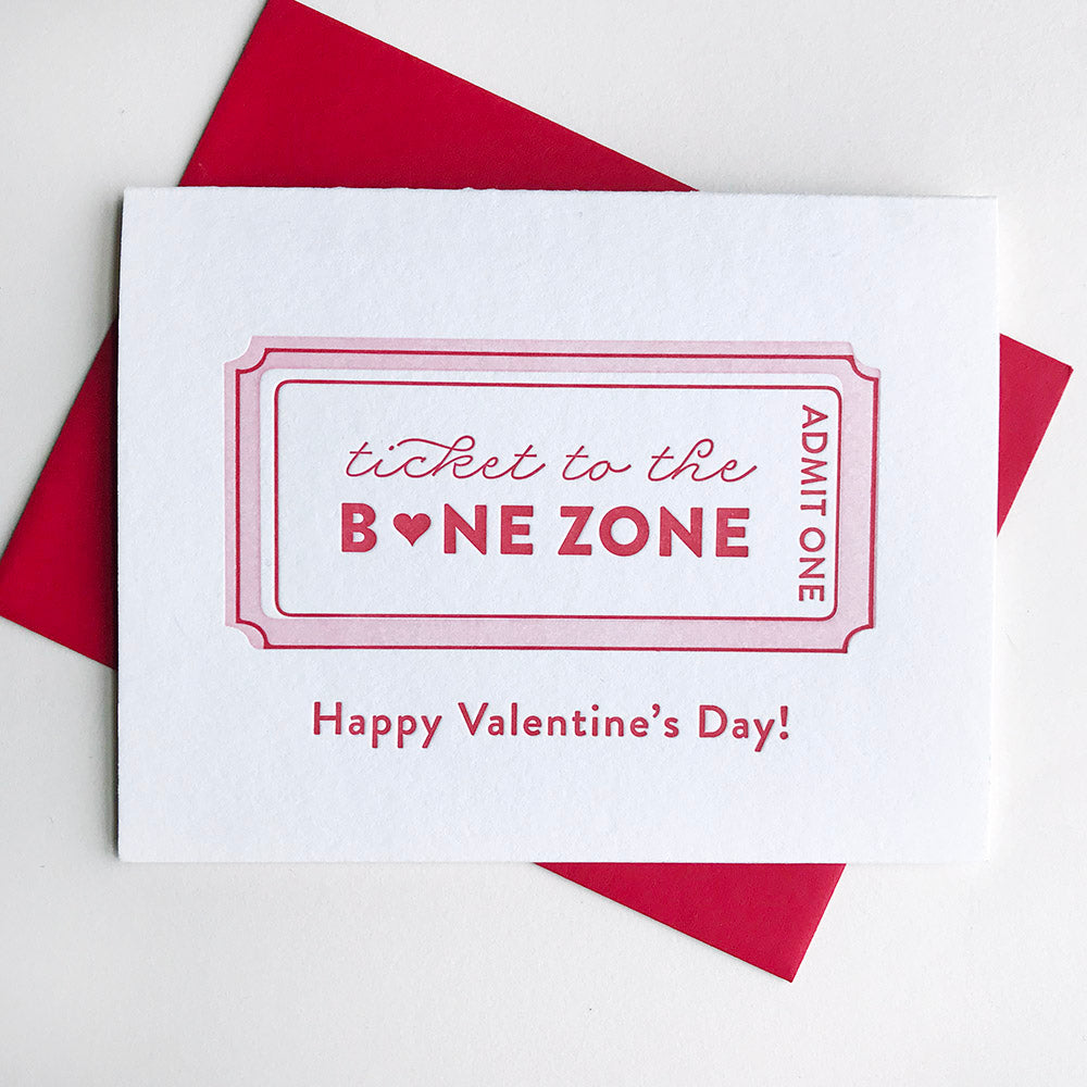Bone Zone - Steel Petal Press