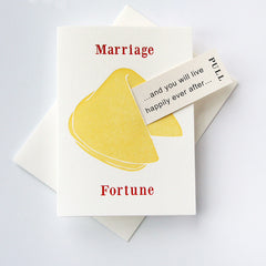 Wedding Happy Ever After - Fortune Cookie
