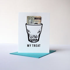 My Treat - Money Holder