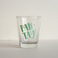 Par-Tay Shot Glass