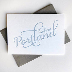 Love from Portland