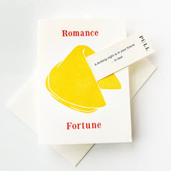 Romance In Bed - Fortune Cookie