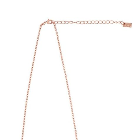 Rose Gold Gem Bottle Opener Necklace - Steel Petal Press