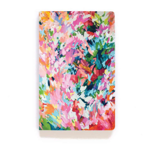 Las Paletas Layflat Lined Notebook - Steel Petal Press