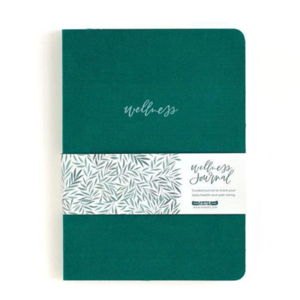 Guided Wellness Journal - Steel Petal Press