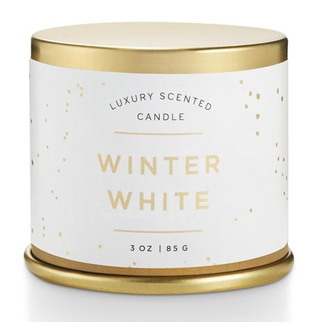 Illume's Holiday Winter Candles - Winter White