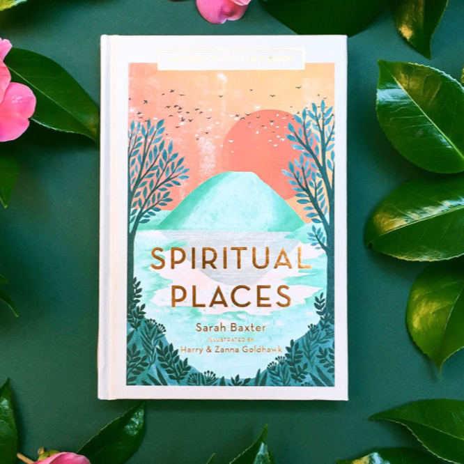 Inspired Traveller's Guide - Spiritual Places Book