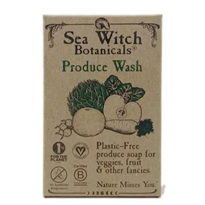 Sea Witch Botanicals Produce Wash