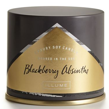 11.8 oz Blackberry Absinthe Candle