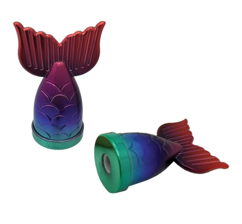Rainbow Mermaid Tail Pencil Sharpener
