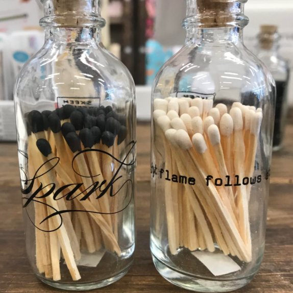 Travel Size Match Bottles