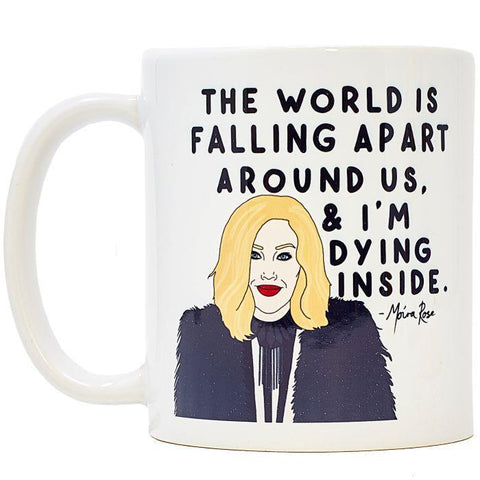 Schitt's Creek Moira Rose Mug