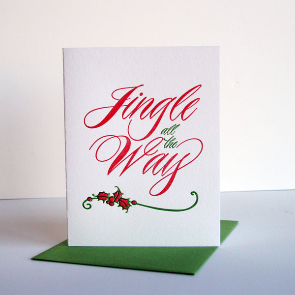 Jingle Bells | Steel Petal Press