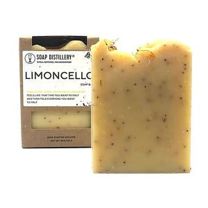 Limoncello Soap Bar - Steel Petal Press