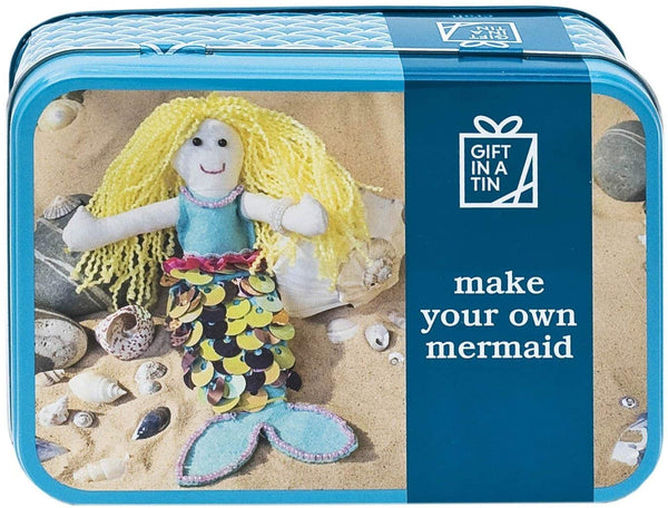 Gift In a Tin: Make Your Own Mermaid - Steel Petal Press