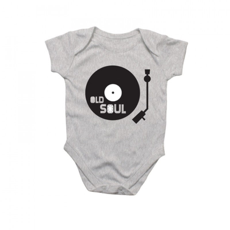 Onesie: Old Soul - Steel Petal Press