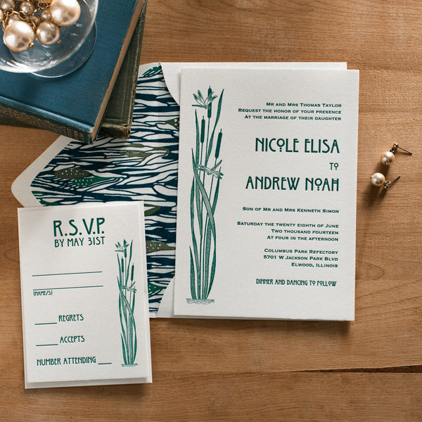 Emerald Summer | Steel Petal Press