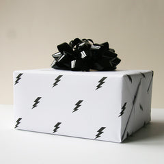 Lightning Bolt Gift Wrap