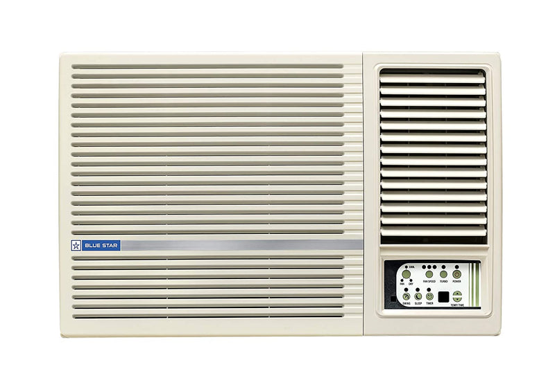 Blue Star 1.5 Ton 3 Star Window AC (Copper 3W18LD White) - DefenceElectronics
