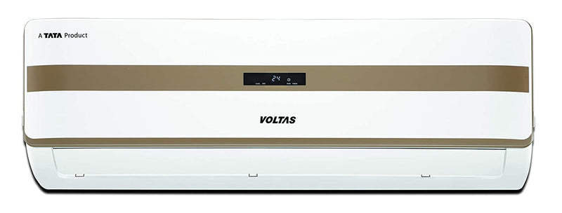 Voltas 1.5 Ton 3 Star Split AC (Copper 183IZI3 White)