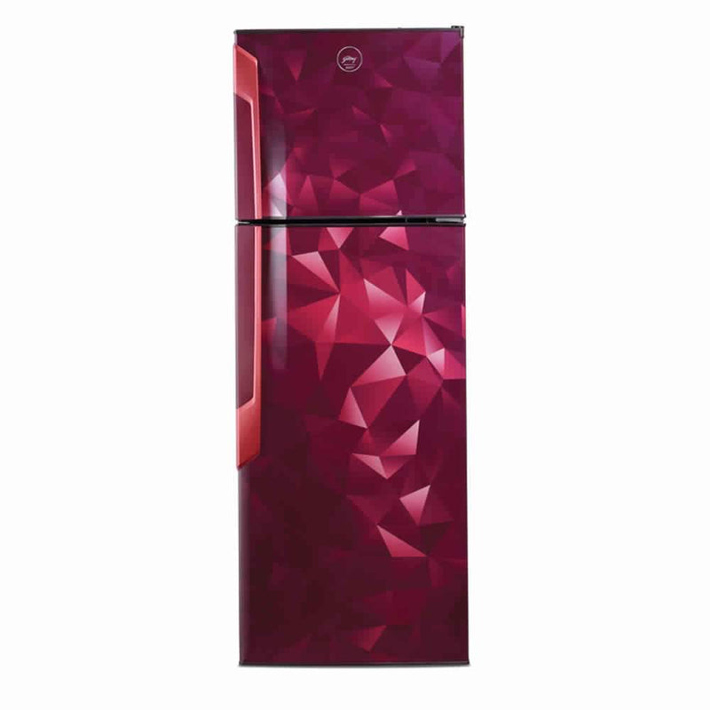 Godrej RT EON ASTRA 292 P 2.4 Frost Free Refrigerator-Prism Wine - DefenceElectronics