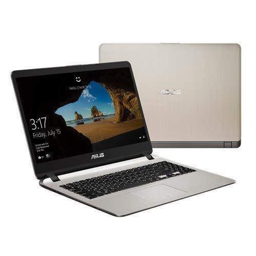 Asus Core i5 8th Gen - (4 GB/1 TB HDD/Windows 10 Home) X507UA-EJ483T Laptop  (15.6 inch, Icicle Gold, 1.68 kg) - DefenceElectronics