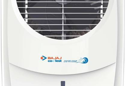 Bajaj 70 L Room/Personal Air Cooler  (White, COOLEST DC 2050 DLX) - DefenceElectronics