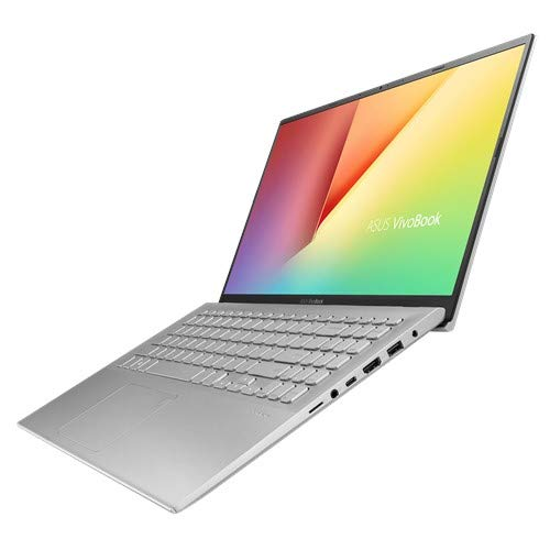 ASUS VivoBook 15 X512FA-EJ555T Intel Core i5 8th Gen 15.6-inch FHD Thin and Light Laptop (8GB RAM/512GB NVMe SSD/Windows 10/Integrated Graphics/Backlit KB/FP Reader/1.70 Kg), Transparent Silver
