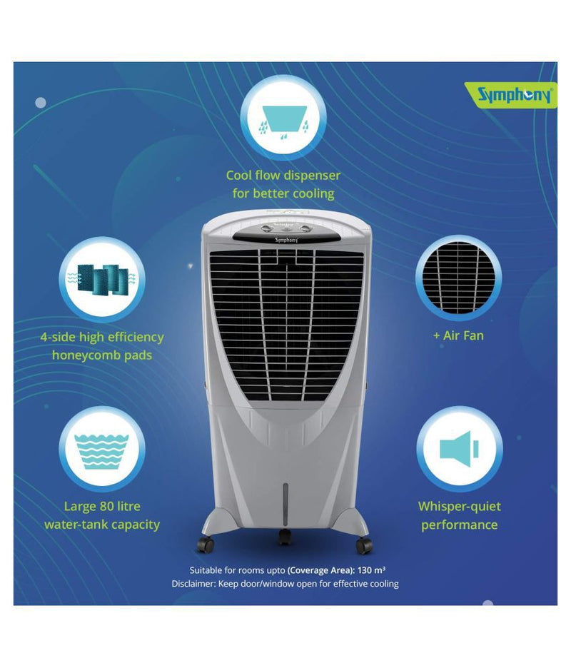 Symphony Winter 80 XL i+ Powerful Desert Air Cooler