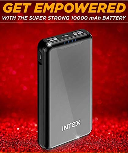 INTEX Power 01 10000 mAh - DefenceElectronics