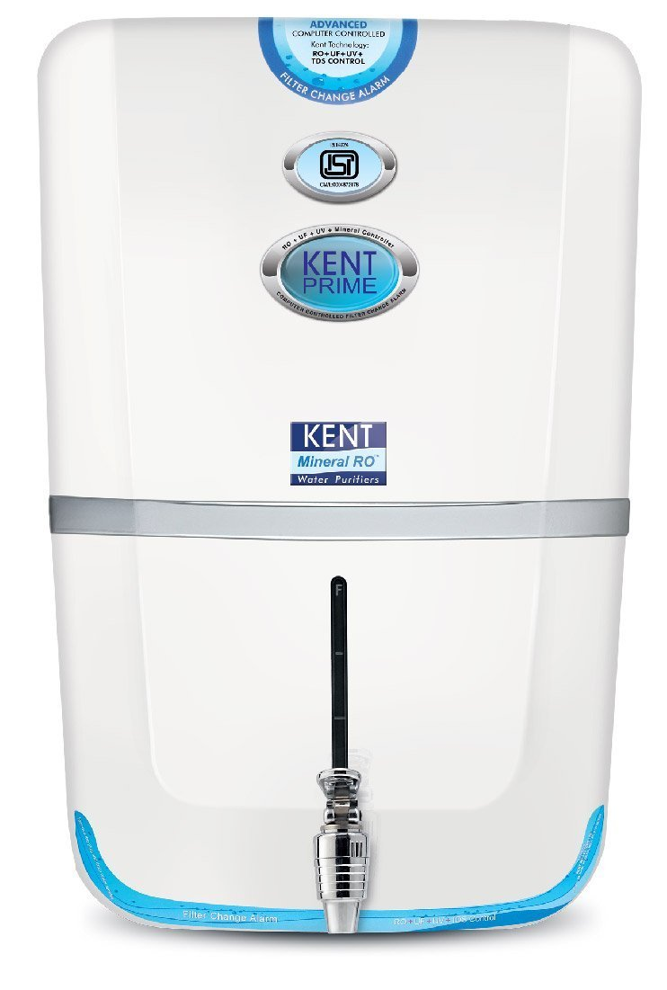 Kent PRIME (11028) 9 L RO + UV + UF Water Purifier - DefenceElectronics