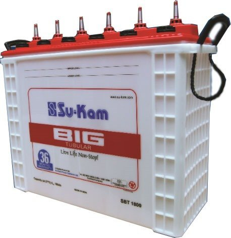 Sukam 150Ah Inverter Battery