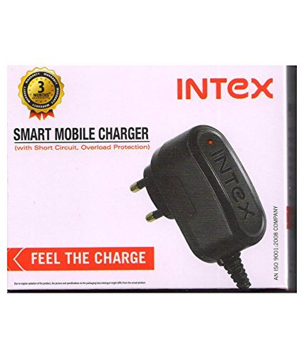 Teflon Intex in 300 500 mAh Charger for Android Smartphones