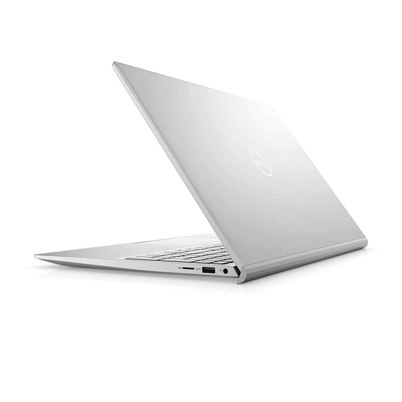 Dell Inspiron 15 5501 15.6 inch FHD Fingerprint Reader Laptop (Silver) Intel Core i5-1035G1 10th Gen, 8GB DDR4 RAM, 512GB SSD, Windows 10 Home