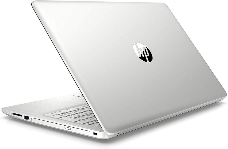 HP 15 Ryzen 5 Dual Core - (4 GB/1 TB HDD/Windows 10 Home) 15-db1061AU Laptop  (15.6 inch, Natural Silver, 1.77 kg, With MS Office)